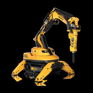 Robot de demolición Brokk 110