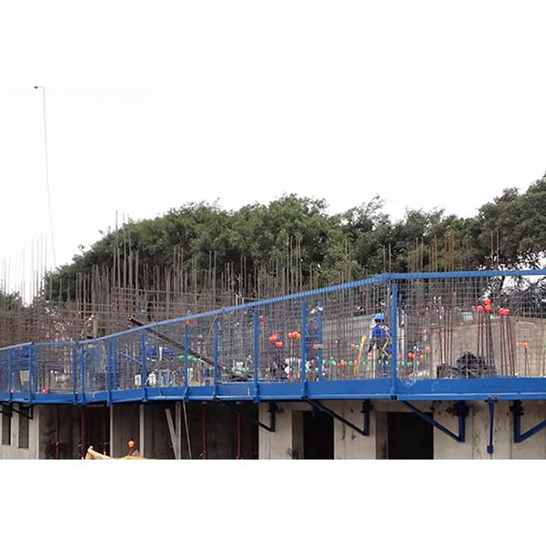 Moldajes-MFE-safety-system-bracket