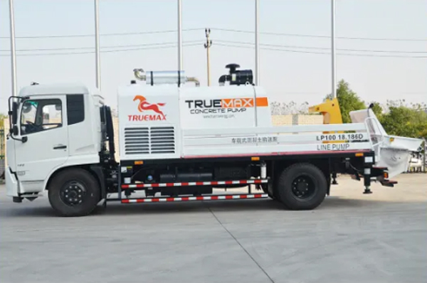 City Pumps Truemax-2